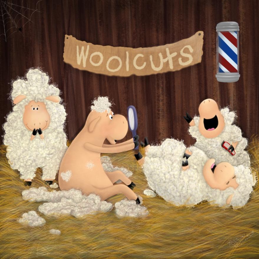 naked lambs web